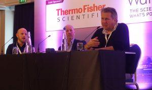 Shane McCarthy, Steve Leng, Dr. Petter Olsen | © Dr. Sabine Bonneck